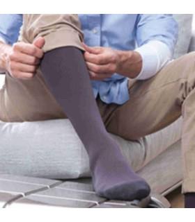 Chaussettes de voyage Homme Medi Travel par Medi - Coloris Anthracite - Zoom