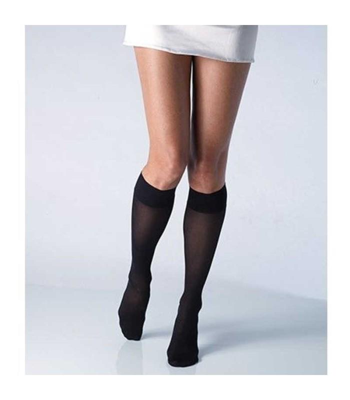 Chaussette de contention Femme Varisma Comfort Classe 1 - Coloris Noir