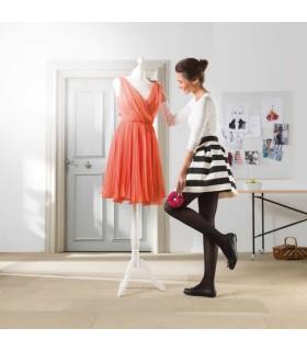 Collant de contention Femme Mediven 20 Elegance par Medi - Coloris Noir - Scene