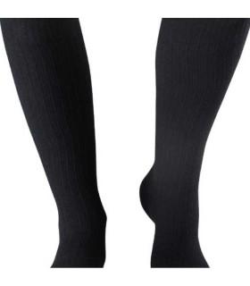 Chaussettes de contention Homme Venoflex Fast Lin par Thuasne - Coloris Noir - Face