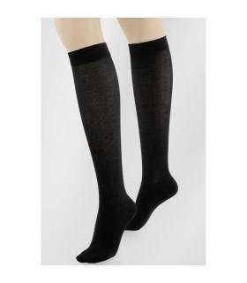 Chaussettes de maintien Homme Light Line 5800 par Juzo - Coloris Noir