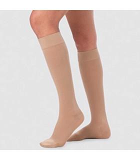 Chaussettes de contention Femme Attractive classe 3 par Juzo - Coloris Miel