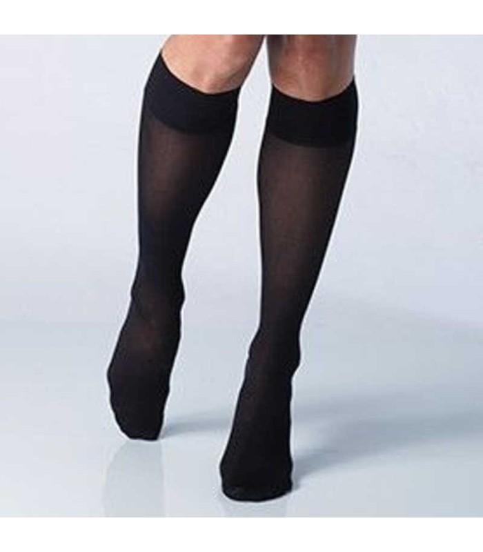 Chaussette de contention Femme Varisma Comfort Classe 2 - Coloris Noir - Zoom