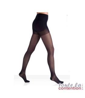 Collant de contention Femme Varisma Comfort Classe 2 par Innothera - Coloris Noir - Profil