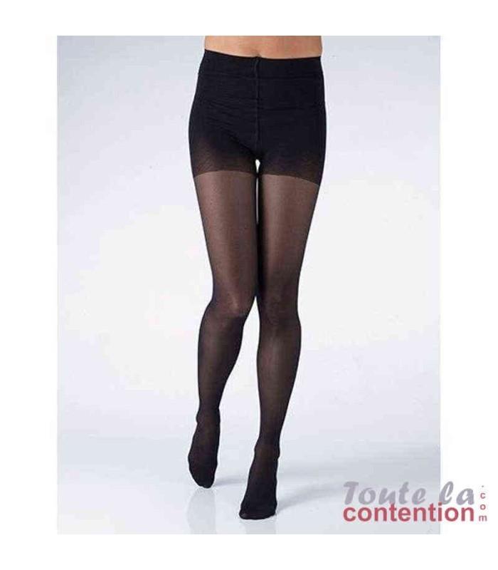 Collant de contention Femme Varisma Comfort Classe 2 par Innothera - Coloris Noir - Debout