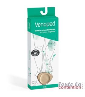 Semelles veino-stimulantes Venoped Eté par Sigvaris - Packaging