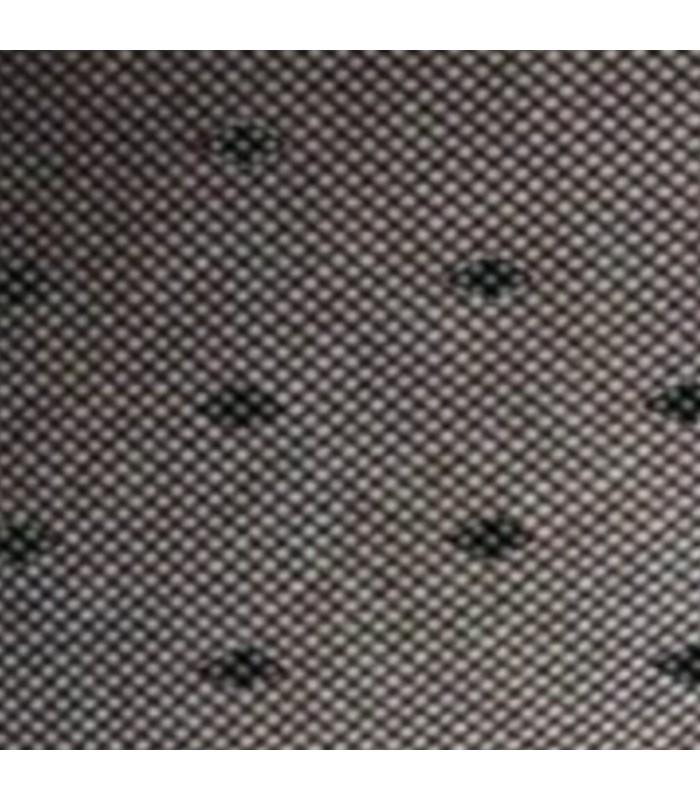 Zoom sur le motif fantaisie Plumetis de la gamme Incognito Absolu de Thuasne