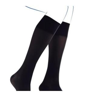 Chaussettes Venoflex Secret de classe 2 de Thuasne. Coloris Noir