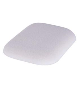 Varico - Coussin en mousse de latex - Taille 125 x164 mm